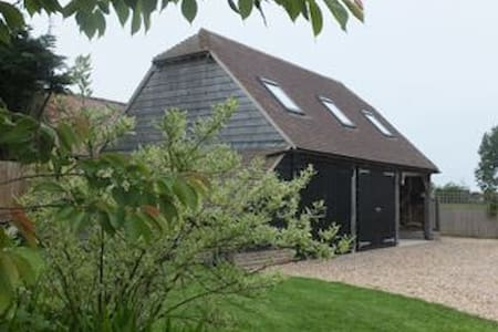 Lowood Barn, a stylish living space