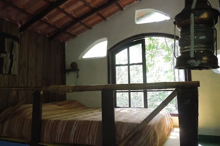Mountain refuge - House