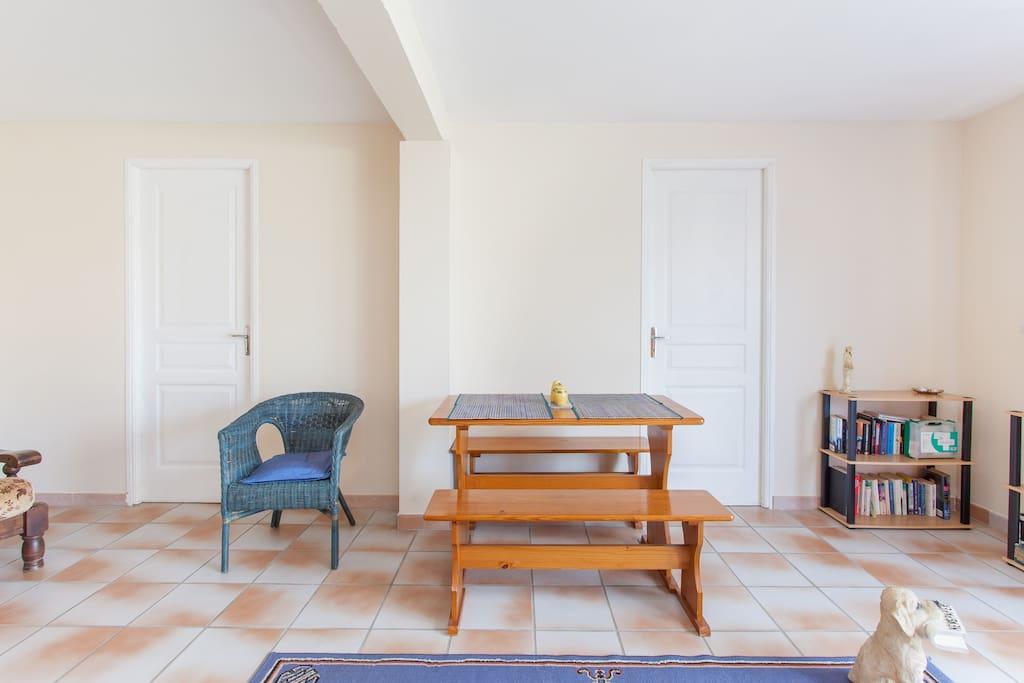 Sitting room Chez Lavande