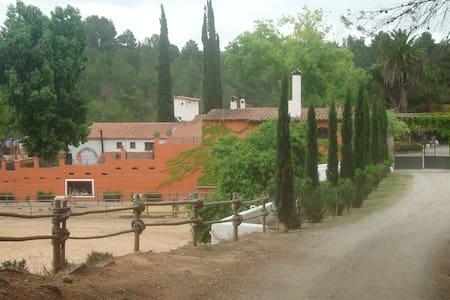 "Catalan ""Masia"" Vineyard & farm cou - Villa"