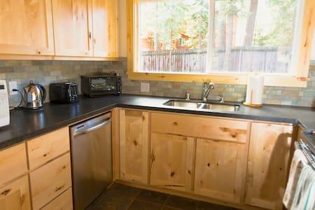 Newly Remodeled Lake Tahoe Home - South Lake Tahoe - House