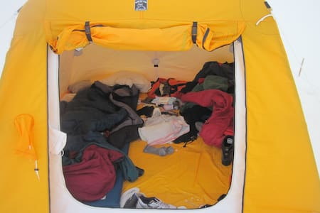 Arctic Oven Tent - Tente