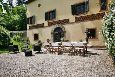Charming Villa only 5km from Lucca - Villa