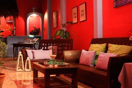 Casa Rosa Catemaco Suite Familiar - Catemaco