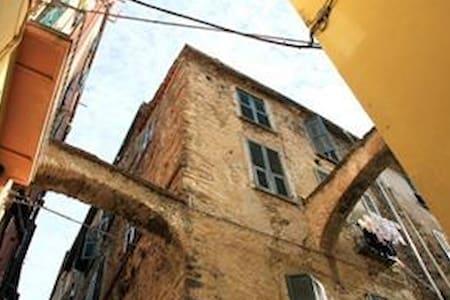 A historic town - Pieve di Teco - Apartamento
