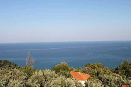 Orlys' mini Suit facing the Aegean - Other