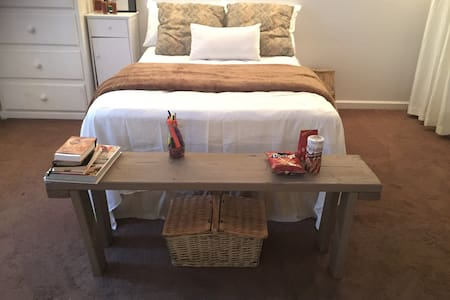 Spacious Room, great for 2 people. - Salinas - House