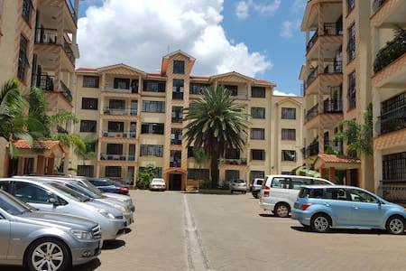 PRIVATE ROOM-KILIMANI VALLEY ARCADE - Apartment