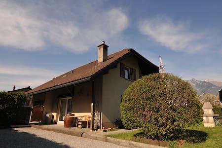 La maison de Wexye - Casa