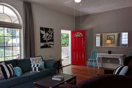 Eclectic Apartment in West Midtown - Atlanta - Wohnung