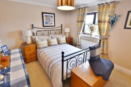 Double room on outskirts of Cromer - House