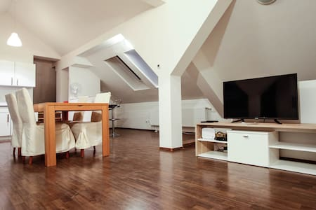 Cozy Apartment in the Countryside near Attersee - Strass im Attergau - Apartament
