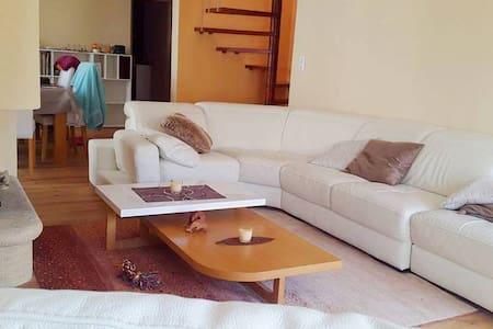 Magnifique appartement duplex entièrement neuf - Wohnung