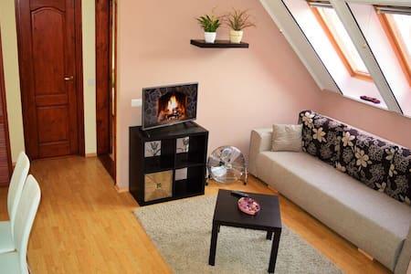 Salvus Apartman Eger belvárosában - Daire