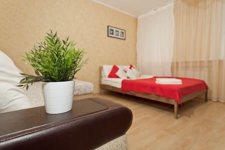 ✅ Уютные апартаменты/Центр/WiFi/Панорамный вид - Nizhnij Novgorod