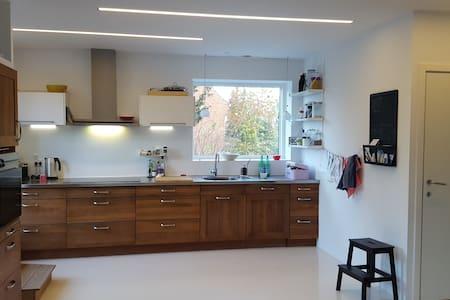 Modern scandinavian house, 230 sqm, 20 min to CHP - Rungsted Kyst