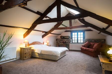 Lee Byre, Room Dart, Guest House near Dartmoor - Bed & Breakfast