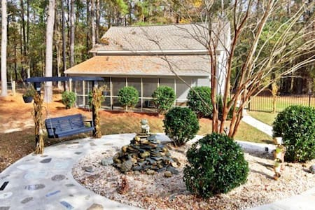 Whispering Pines - Summerville - Cabana