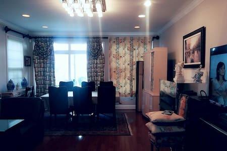 Beautiful House_15mins to NYC