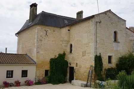 Athos, Le logis de la Brossadière - Apartmen