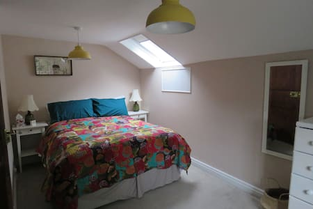 Double room in Charming Georgian townhouse - Scarborough