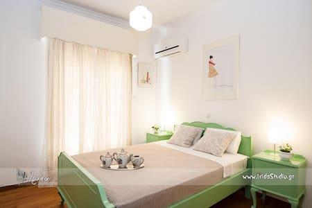 Bella apartment Zakynthos downtown - Daire