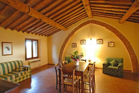 Apartment 4 people 8 kms from Siena - Apartment