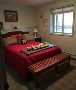 Private room 20min to Burlington, 10min to airport - Williston - Casa