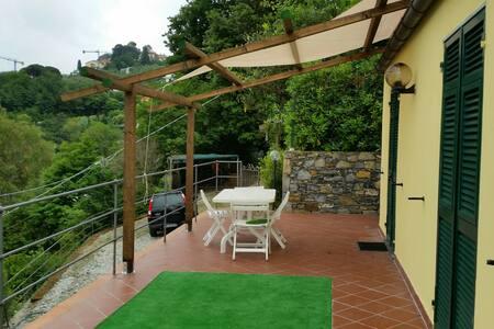 Rapallo-Affitto Villetta indipendente  x vacanze - Rapallo - Villa