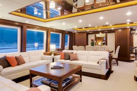 Super Yacht Luxury - Boat