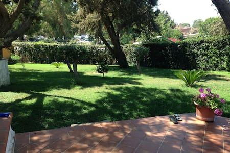 Villasimius casa con giardino vicina alle spiagge - Notteri - Villa