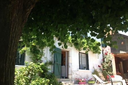 Une maison sous les tilleuls au cœur des Pyrénées - House