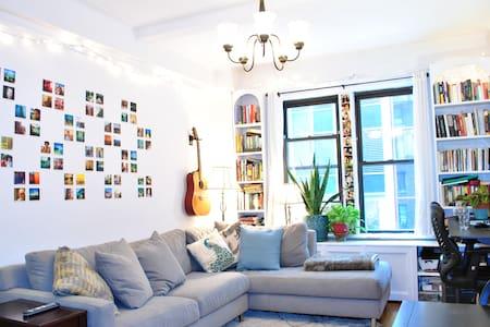 Spaceous Apartment Next to 6 & E
