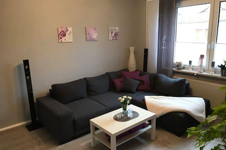 Gemütliche Wohnung in zentraler Lage mit Garten - Apartamento