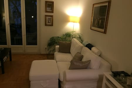 Room-Studio with double bed!!! - Apartment