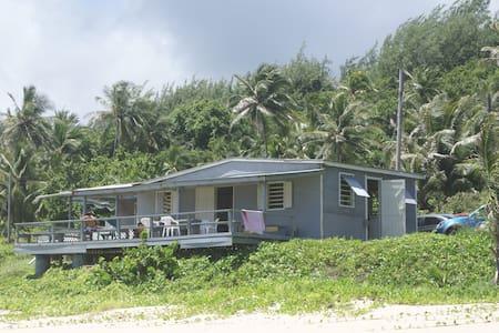 Beach House on East Coast - Kabin