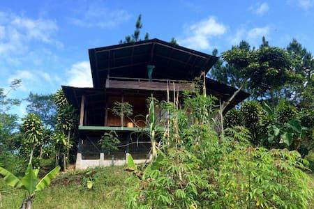 Cabaña de madera en precioso paraje - House