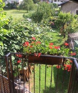 """""""Les oiseaux qui chantent"""" Relax e natura - Apartment"""