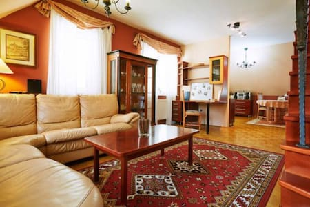 Charming apartment with balcony - Apartmen