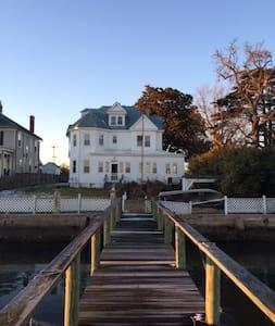 Phoebus / Fort Monroe - Dům