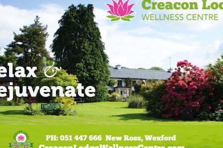 Creacon Lodge Wellness Centre. - Wexford - Bed & Breakfast