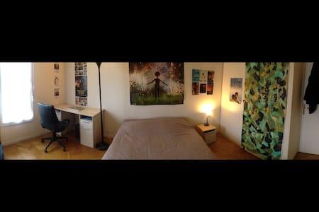 Châtillon (Paris), Single Room in 93m² Flat - Wohnung
