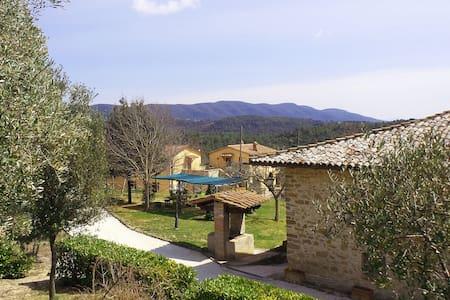 Country House Casal Cerqueto -Trilo - Apartment