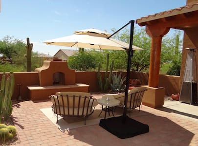 Exclusive Desert Resort-Style Guest House - Casa