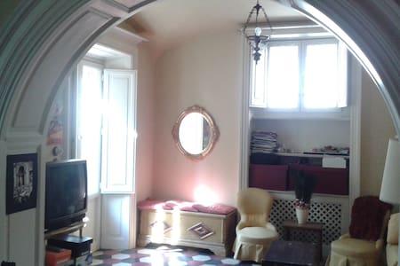 ROMA CAMERA MATRIMONIALE IN APPARTAMENTO+GIARDINO - Roma - Apartment