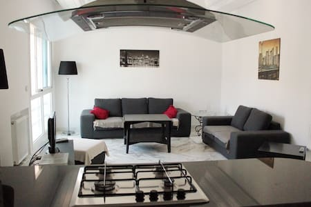 Appartement luxuesement Meublé 80m2 - Apartment