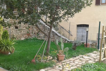 Nice house with garden in the medioeval Chiugiana- - Corciano - Apartment