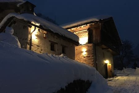 Walser House 300yr old three forest - Gressoney-Saint-Jean
