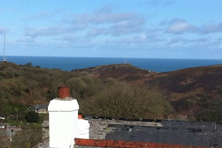 Georgian Grade 2 listed Apartment - Boscastle - Apartamento