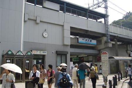 YOKOSUKA SHIOIRI  HEMI - House